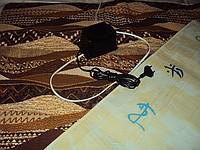 Одеяло с электрообогревом.